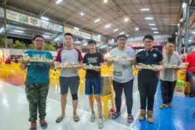心灵法门 马来西亚青年 素食活动
